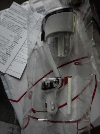 BIAZE 车载加湿器 车载通用加湿器 点烟器一拖二usb充电器功能 时尚便携加湿器 香薰 A5-黑 晒单图