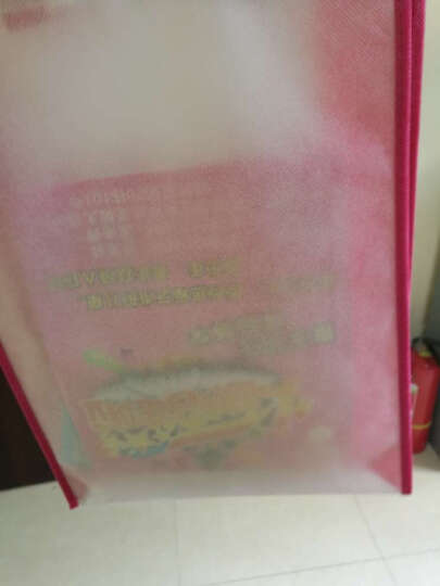 定做无纺布袋手提袋 布料拼色 印刷单面单色环保袋 30*40*10尺寸  2000只 晒单图