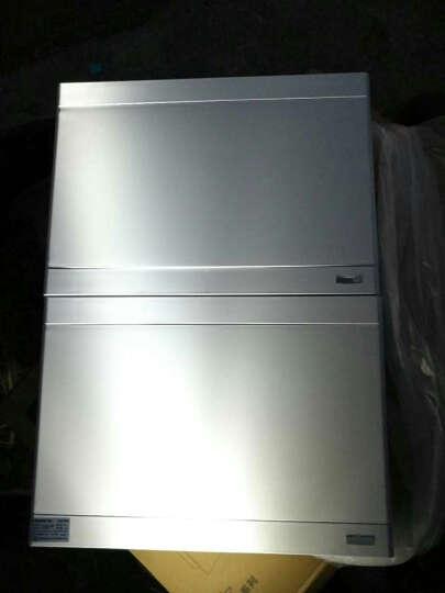 鸿雁配电箱 豪华型白色配电箱 照明箱强电箱 30回路暗装 晒单图