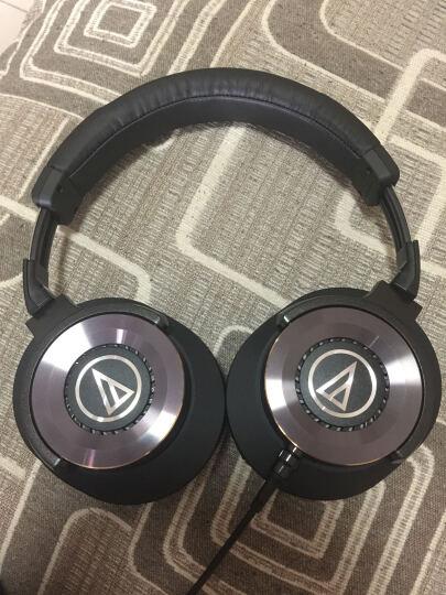 铁三角 WS1100iS 便携式HIFI头戴耳机 黑色 重低音手机语音 晒单图