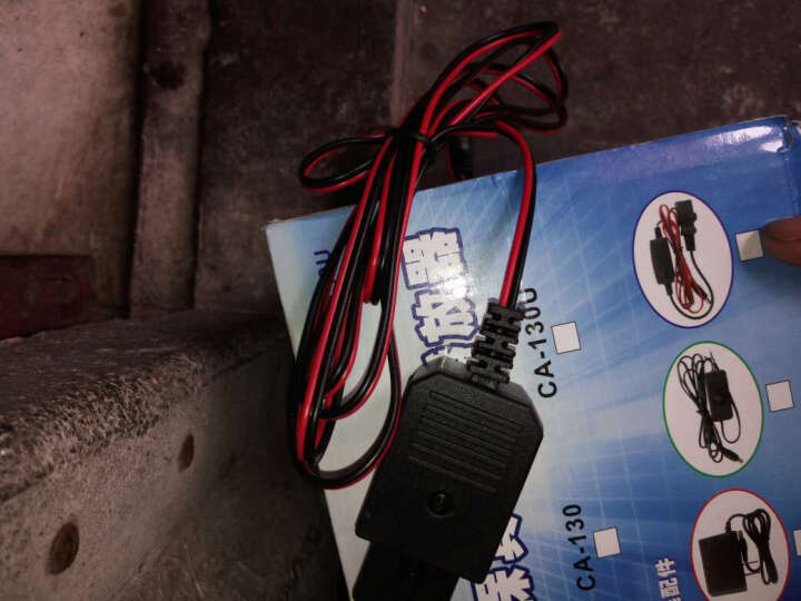 创麦酷 鸣乐12-60V车载大功率喊话器150s录音宣传喇叭可插U盘 标配+12V-60V转换器 晒单图