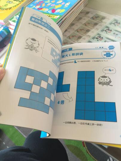 数学思维学具·图形训练:天才篇(小学1~6年级) 晒单图