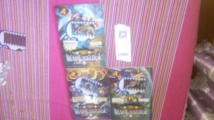 ****彩图版:不可思议事件簿(1-3共3册)午夜游乐园+古堡迷踪+海盗王的秘宝 儿童文学 晒单图