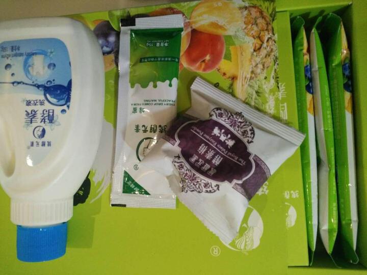 统酵元素 五行果蔬酵素餐营养餐膳食纤维魔芋辟谷 代餐粉营养早餐 午餐 晚餐 一盒 晒单图
