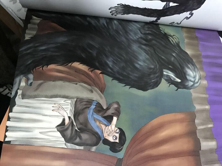 神话怪物图鉴系列 第二辑(套装共3册) 晒单图