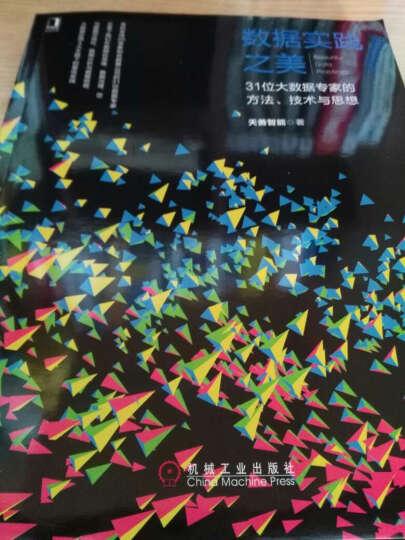 数据实践之美:31位大数据专家的方法、技术与思想 晒单图