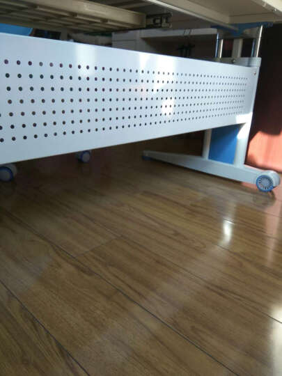 童画林 儿童书桌 儿童学习桌椅 小学生写字桌可升降学习桌椅套装学生桌 DFD501+DFC301B 晒单图
