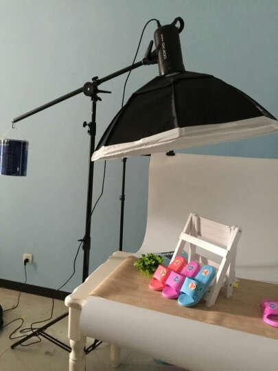 神牛摄影灯SK400W摄影棚闪光灯服装/人像/家具/模特/证件照/电商产品拍摄影室补光摄影器材 400W三灯套装B(人像/产品/家具拍摄)可外带 晒单图