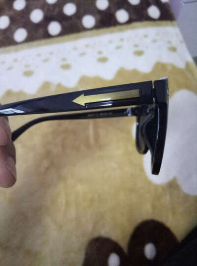 威古氏(VEGOOS)M6107 男女偏光太阳镜百搭时尚儿童眼镜亲子小孩墨镜宝宝眼镜 黑框灰片 晒单图