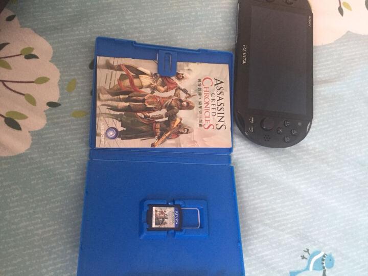 索尼(SONY) Sony 索尼 PSV 正版 游戏 实体卡带 英雄传说 空之轨迹3rd进化 日版日文 晒单图
