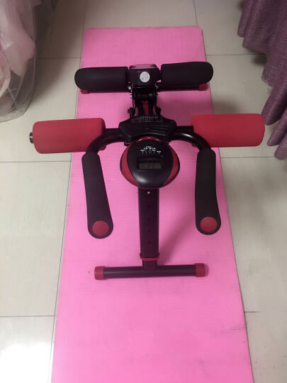 美国斯诺德收腹机滑翔A4腰美腰机仰卧起坐板健腹器瘦腰瘦腹健身器材 X2收腹机 晒单图
