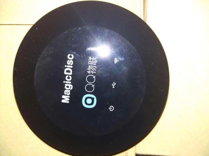 魔碟(MagicDisc) 手机U盘无线网卡路由器中继器NAS网络存储器服务器私有云盘物联 白色 晒单图