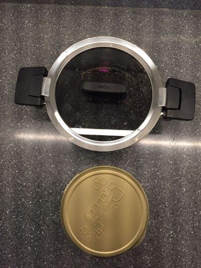 德国WOLL 不锈钢20cm汤锅 双耳汤炖锅  电磁炉通用 锅具 晒单图