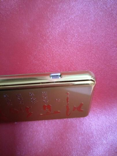 奇域 USB充电感应打火机套装电热丝电子点烟器 防风烟具创意礼品个性时尚生日DIY刻字七夕情人节礼物 家和万事兴升级款 晒单图