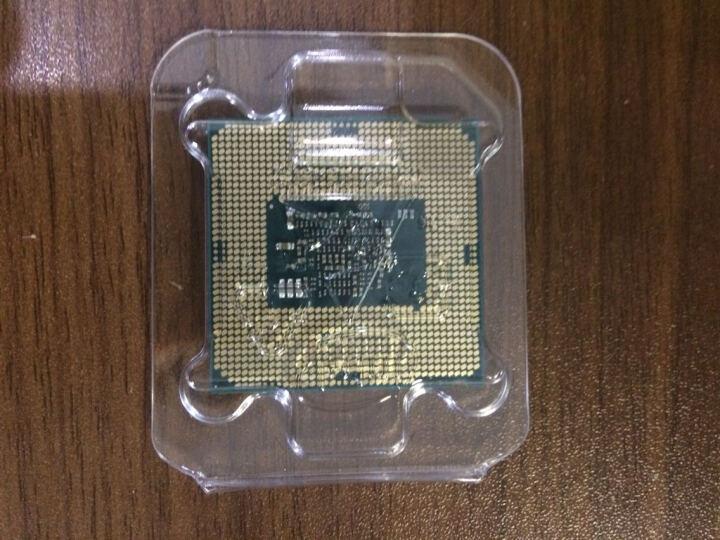英特尔(Intel)I3-7100 + 技嘉B250M-D3H CPU主板套装 晒单图