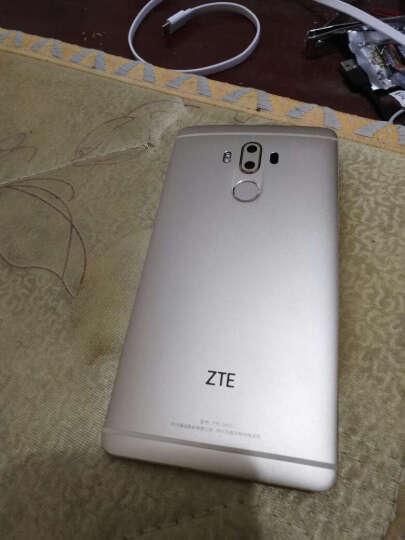 中兴(ZTE)天机7MAX(C2017) 华尔金 移动联通电信4G 双卡双待 晒单图