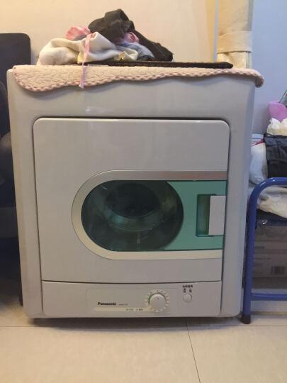 松下(Panasonic) NH45-19T 4.5公斤干衣机恒温烘干家用滚筒烘干机灰色 晒单图