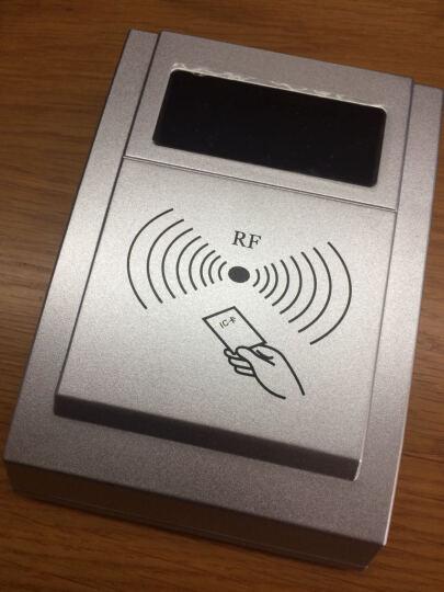 智络(zhiluo) ic卡读卡器 读写器 芯片卡发卡器 感应卡阅读器 智能卡会员卡刷卡机 URD-310接触式IC卡读写器 晒单图