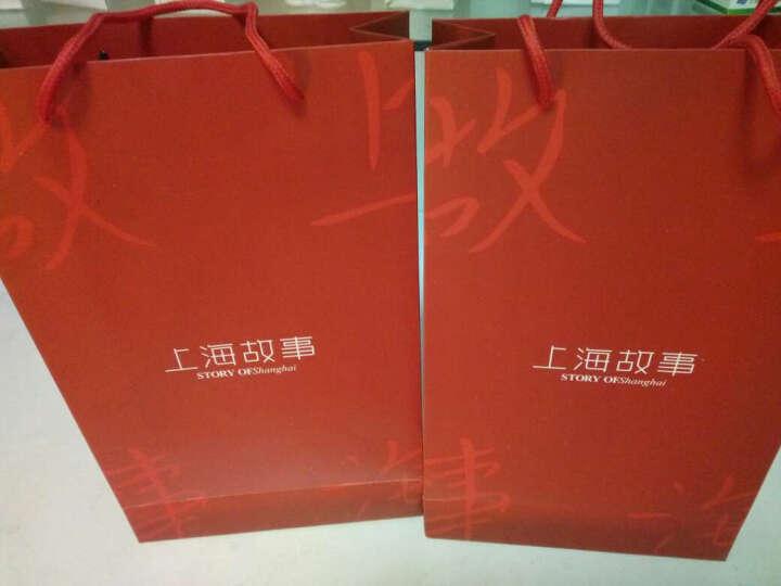 上海故事 真丝丝巾女 桑蚕丝纱巾杭州丝绸披肩长款女士围巾 月照梨花 晒单图