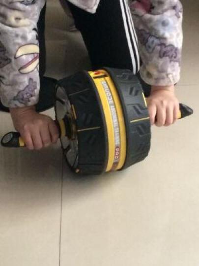 美国斯诺德健腹轮 腹肌轮 静音自动回弹 健腹轮巨轮 跪垫 晒单图