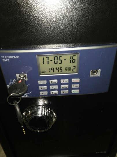 得力(deli)保险柜 高82cmWifi联网防盗保险箱 APP操控 警报远程推送16888 晒单图