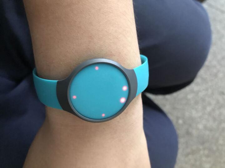 Misfit Flash 智能手环 运动手环 时尚手环 睡眠监测 阿玛尼手表盒3 晒单图