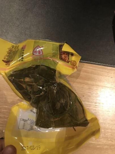 【京东超市】 真真老老浙江嘉兴特产粽子 真空250g鲜肉粽子 早餐食品 新鲜咸肉大粽 晒单图