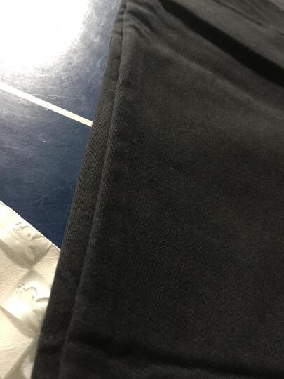 【底价清仓】休闲裤男 夏季男装新款商务休闲修身纯色直筒裤子男 Z149卡其 29(腰围2.2尺=74cm) 晒单图