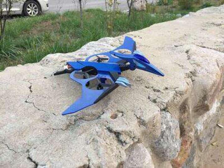 金星达(JIN XING DA;JD) 遥控无人机超大号翼龙飞行器航拍大四轴航模户外飞行玩具 蓝色-200万航拍版 三电池 晒单图