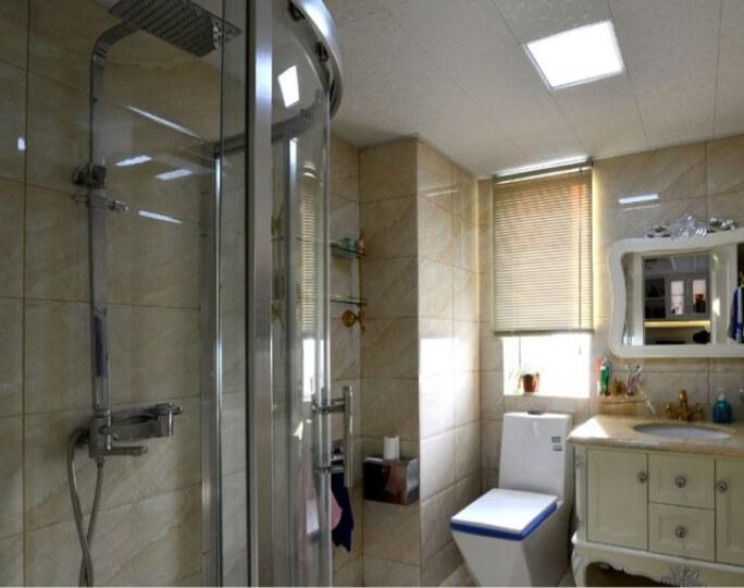 【青橙瓷砖】卫生间瓷砖300x600墙砖 厨卫砖 厨房瓷片 浴室洗手间墙面砖 防滑地砖 600*300mm亮面墙砖 晒单图