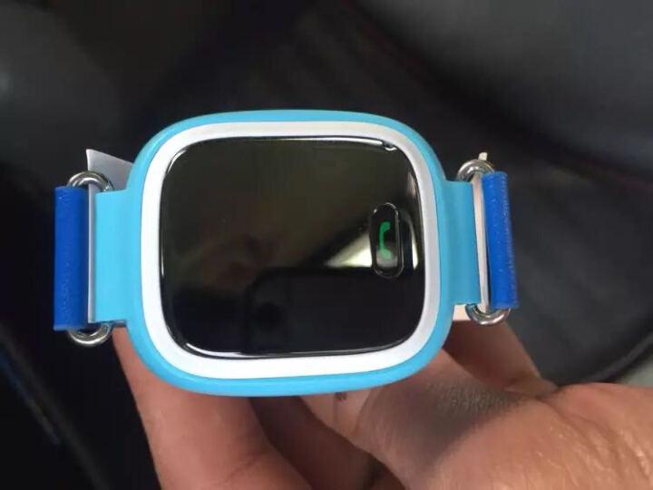 小天才电话手表Y01 经典版 皮革蓝色 儿童智能手表360度安全防护 学生定位手机 儿童电话手表 儿童手机  男孩 晒单图