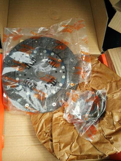 德萨(DELSAH)离合器 离合器三件套(离合器压盘/片分离轴承) 广州本田 飞度 晒单图