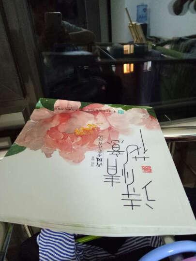 诗情花意 古风水彩花卉技法 水彩植物绘画图书 新手学画画绘画技法书籍 水粉教程花卉绘制技法 晒单图