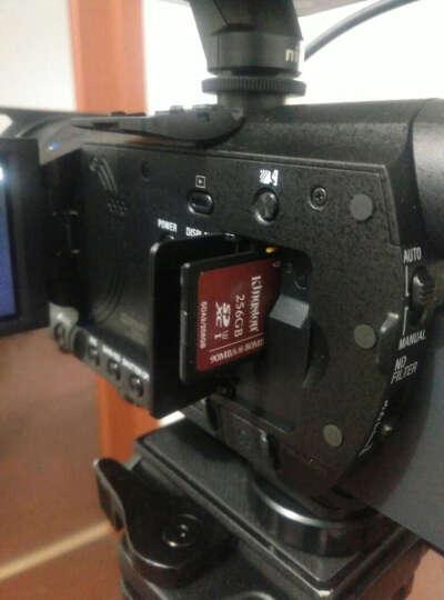 金士顿(Kingston)256GB 90MB/s SD Class10 UHS-I高速存储卡 中国红 晒单图