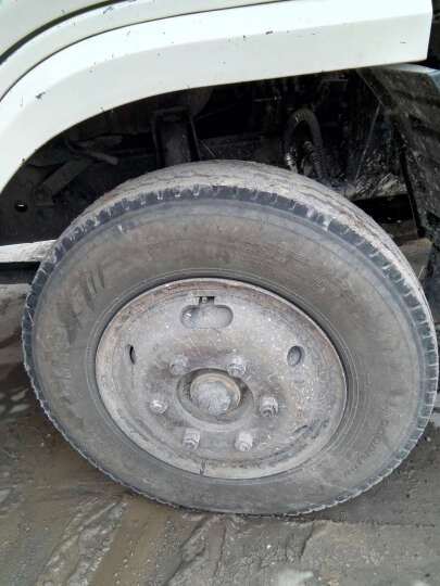 朝阳好运轮胎 650R16 700R16 全钢子午线轮胎钢丝胎 CR907朝阳工厂生产 650R16 12层 外胎+内胎 晒单图