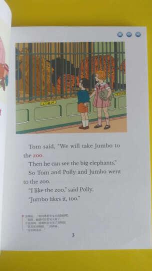 美国小学英语有声套装(共12册+美语之路点读笔) 晒单图