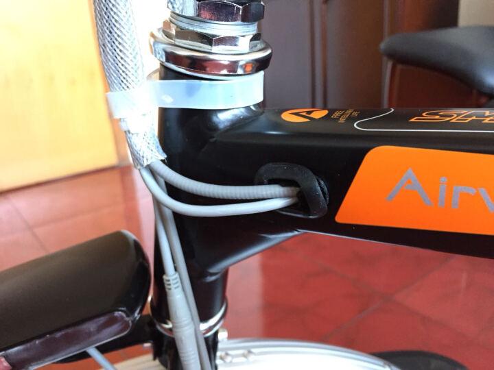 Airwheel 爱尔威R3电动自行车智能折叠车成人代驾代步车电动车锂电池男女通用 黑色 晒单图