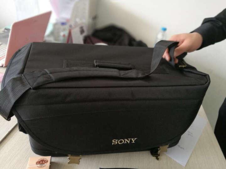索尼(SONY) 专业摄像机包 摄影包 大号 晒单图