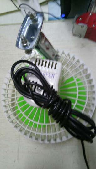 8寸12v 10寸48V汽车电扇  车载电风扇 直流电电动车摇头小电风扇 8寸48v螺丝三轮车用 晒单图