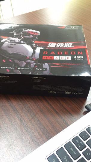 蓝宝石(Sapphire) RX570系列电脑吃鸡游戏显卡 RX570 8G 白金版 OC 晒单图