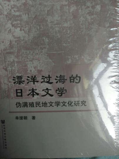 漂洋过海的日本文学:伪满殖民地文学文化研究 晒单图