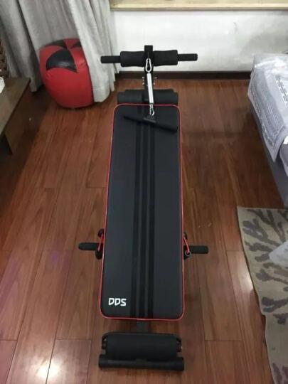 多德士(DDS)双轮健腹器套装款(健腹轮+跳绳+手套) 静音型运动健身器材腹肌轮健腹轮滚轮 超值套装款(轮径18.5cm) 晒单图
