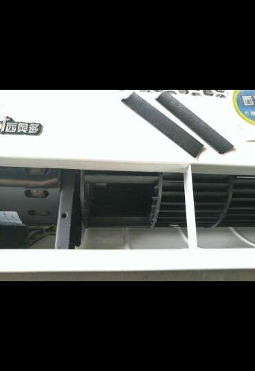 【冷库款】西奥多风幕机1.2米风帘机/空气幕 配遥控 晒单图