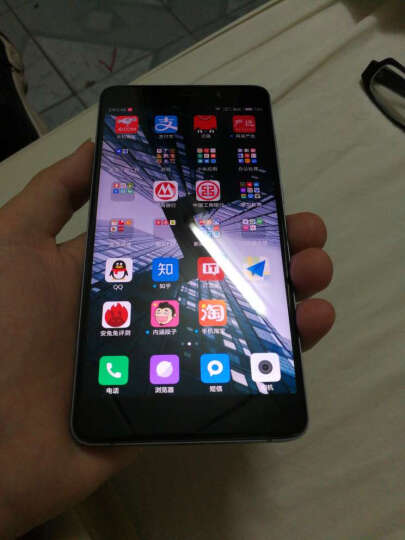 小米5s Plus 全网通 高配版 6GB内存 128GB ROM 灰色 移动联通电信4G手机 晒单图
