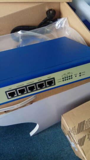 飞鱼星 VE2520 多WAN口全千兆VPN企业路由器 内置AC防火墙/带宽叠加/行为管理 带机量350 晒单图