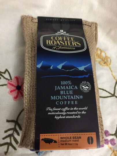 诺斯特牙买加原装进口蓝山咖啡豆 蓝山咖啡豆礼盒113g*2(类目调整,无货) 晒单图