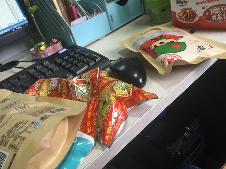 悠源 捕鱼老汉 湖南岳阳特产零食小吃 随机组合 200包 晒单图