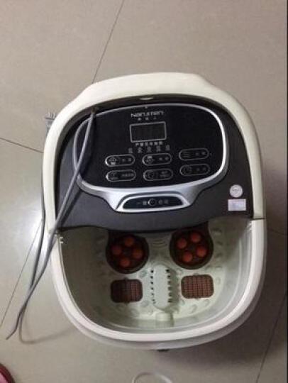 鼎宏(dinghong) 深桶足浴盆全自动加热按摩电动洗脚盆泡脚盆 四电动太极滚珠 晒单图