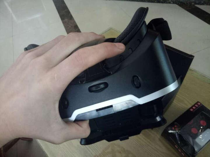 千幻魔镜旗舰之作 3D虚拟现实vr眼镜 手机智能眼镜VR一体机 成人头戴式ar头盔手机影院vr游戏机 升级耳机版+千幻蓝牙遥控+运费险+海量片源 晒单图