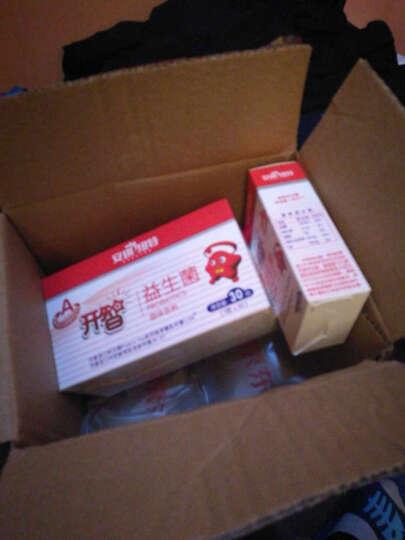 安琪纽特(ANGEL NUTRITECH) 开智益生菌固体饮料(婴幼儿适用) 30袋装 晒单图